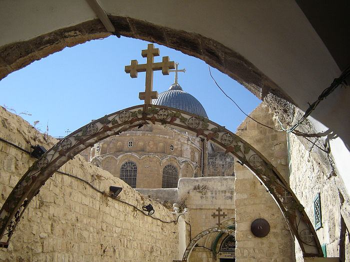 Jerusalem - Christliches Viertel