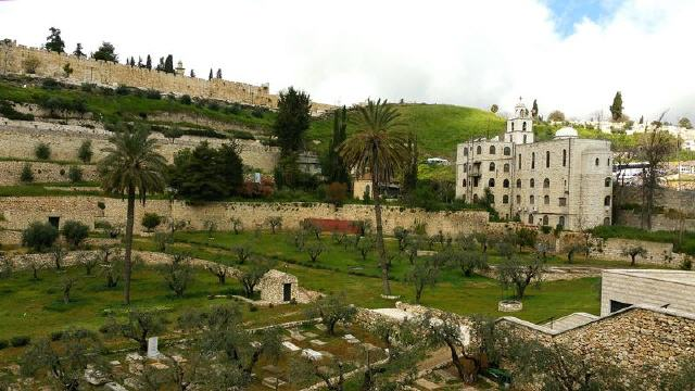 Jerusalem - Kidrontal
