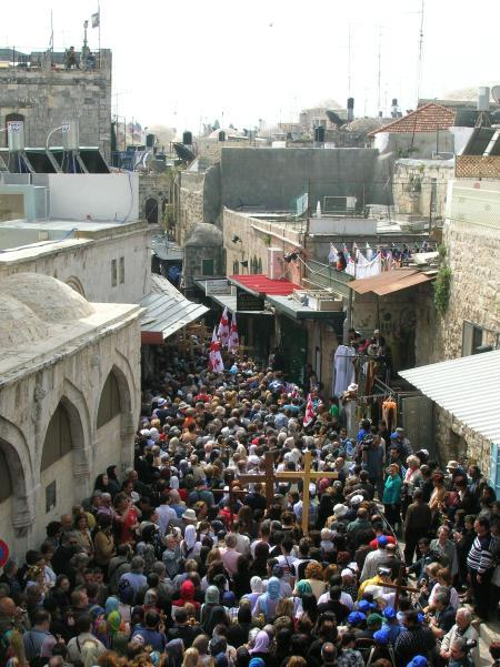 Jerusalem - Via Dolorosa